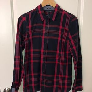 Tommy Hilfiger Classic Fit long sleeve shirt
